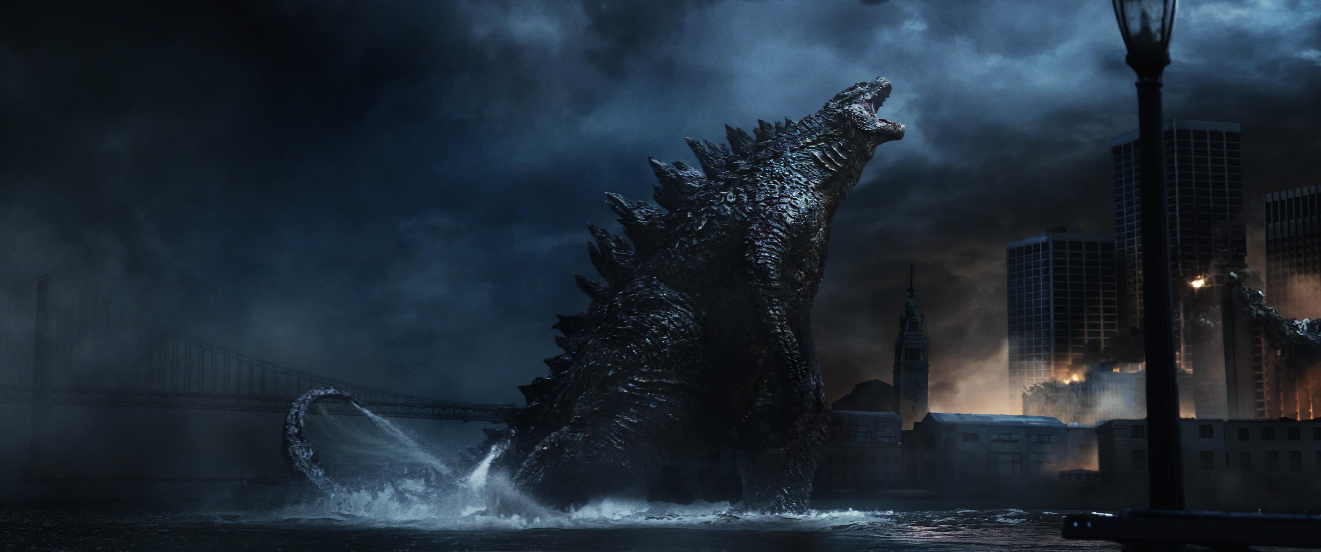 Gojira in Godzilla