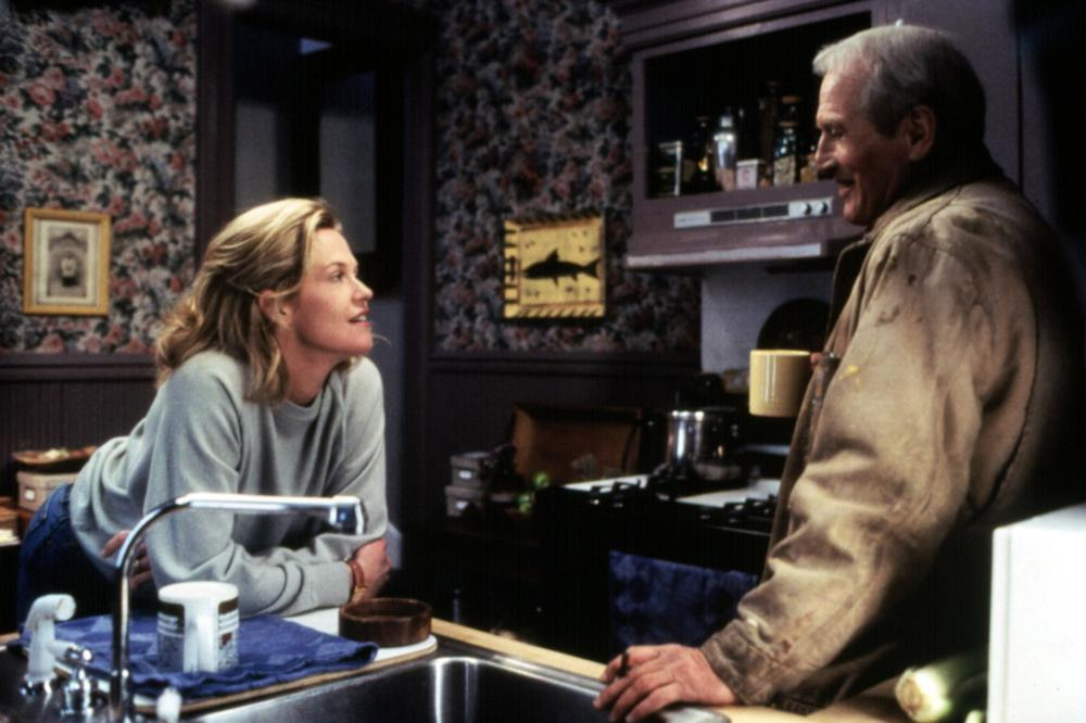 Melanie Griffith and Paul Newman in Nobody's Fool