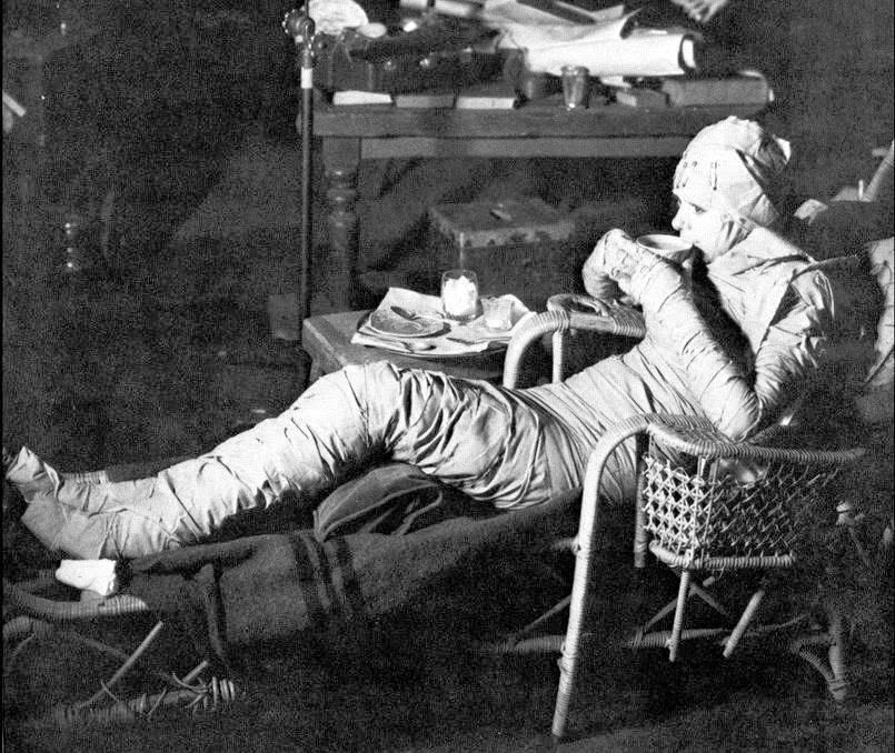 Ms Elsa Lanchester - The Bride of Frankenstein (1935)