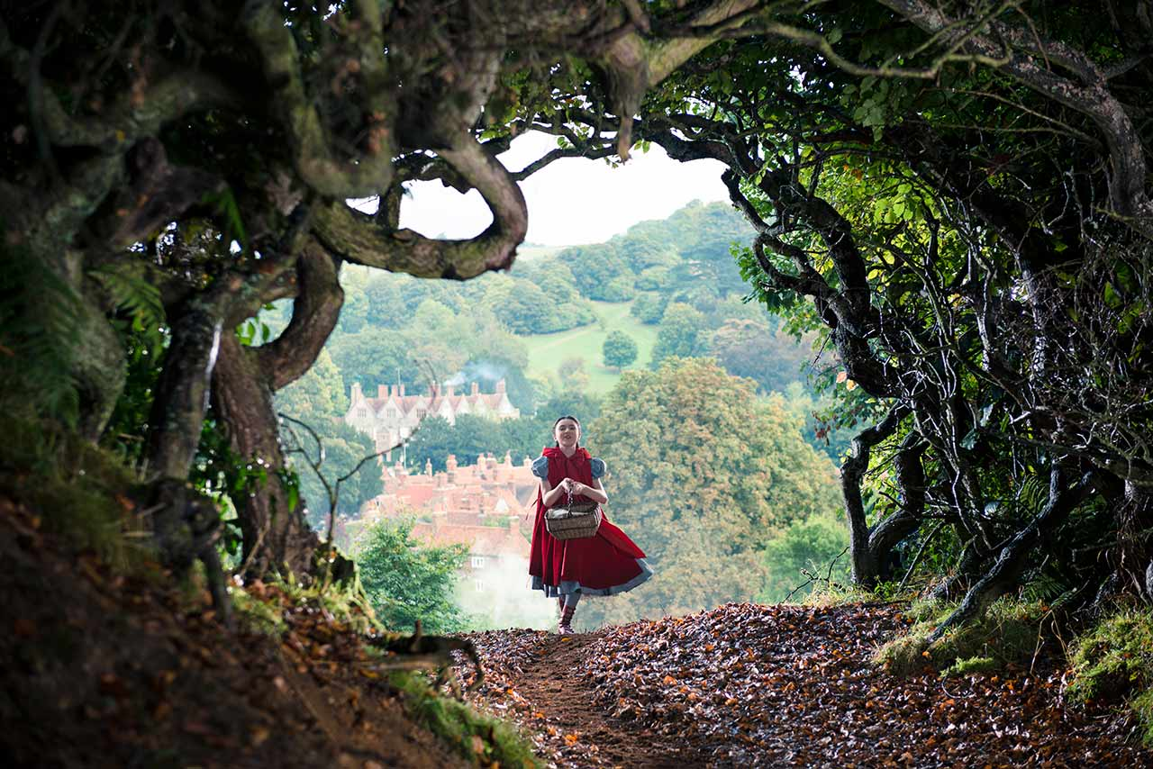 Lilla Crawford in Into the Woods