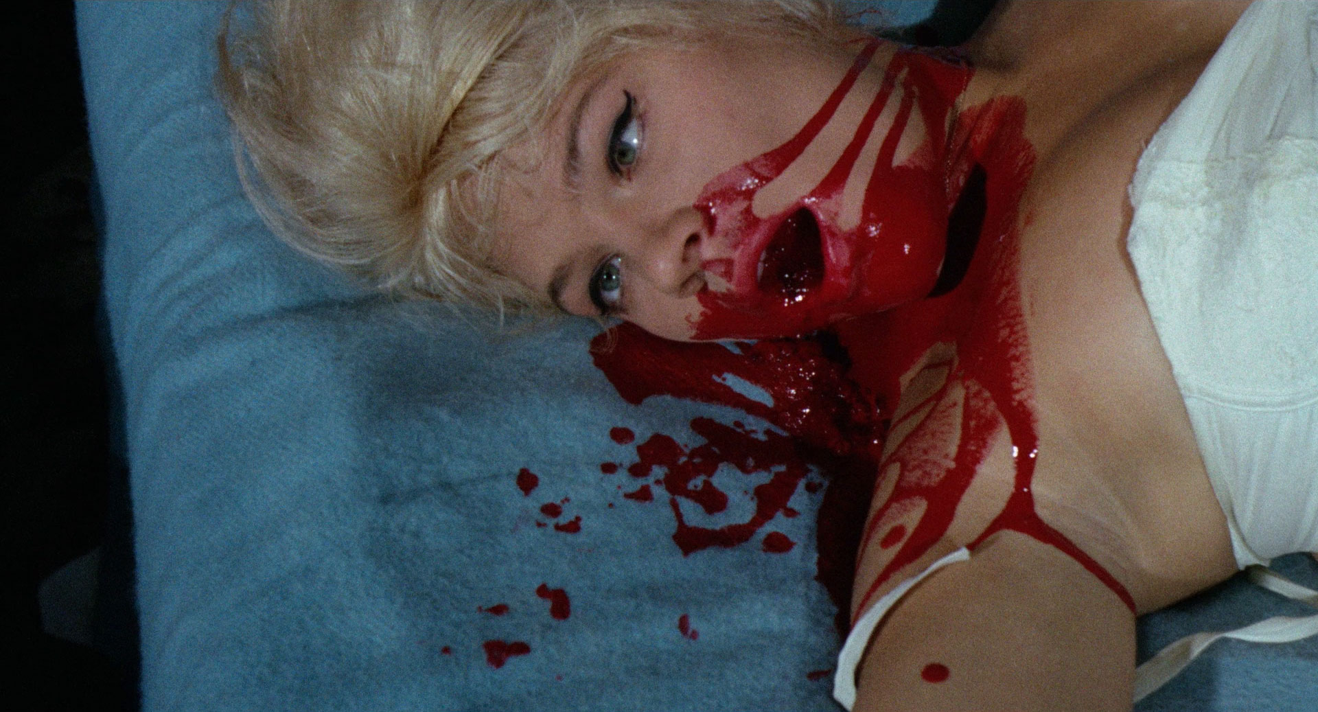 Blood Feast tongue scene