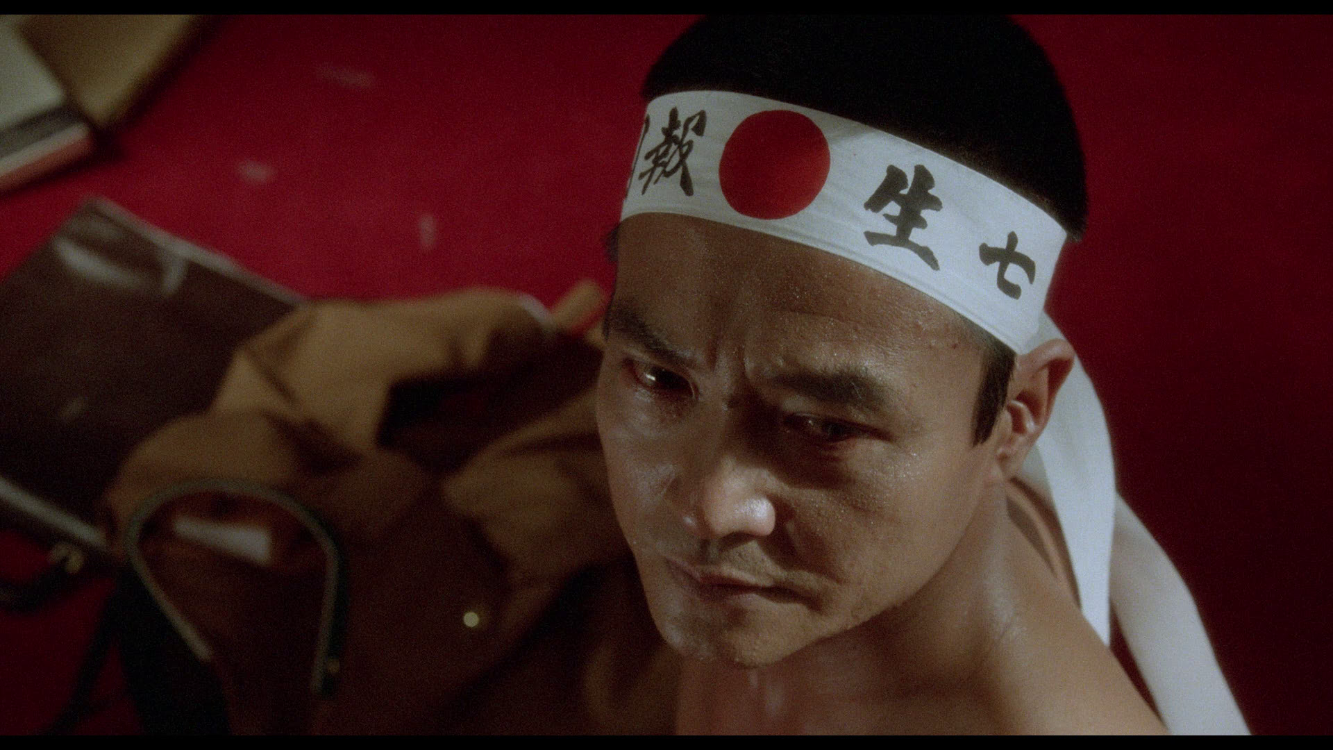 Ken Okada in Mishima
